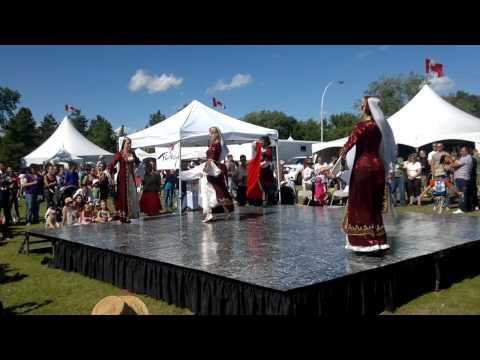 Turkish Dancing - Edmonton Heritage Days