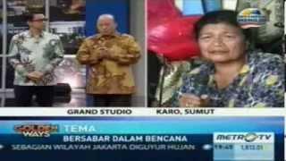 Mario Teguh Golden Ways - BERSABAR DALAM BENCANA, 19 Januari 2014 (FULL)