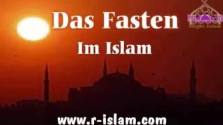 Das Fasten im Islam