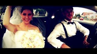 Nietypowy teledysk ślubny - Lipdub Ania i Maciek