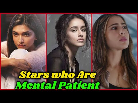 Bollywood Stars who Suffer From Mental Illness