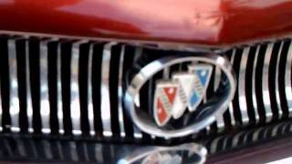 1960 Buick Invicta Custom Hardtop Maroon