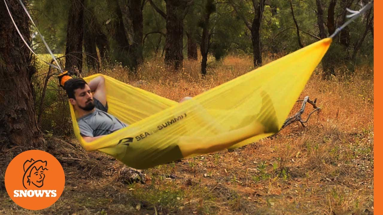 sea to summit hammock range sea to summit hammock range   youtube  rh   youtube