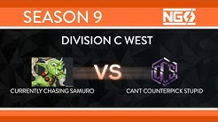 Heroes of the Storm - Nexus Gaming Series - Div C West - CCS2 vs. CCS1