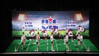 2017 Texas UIL State Spirit Finals - Cinco Ranch High School (CRHS)
