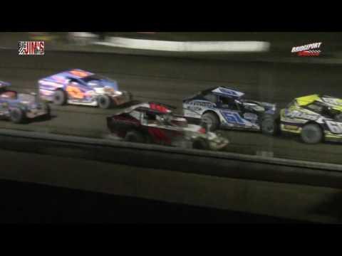 Bridgeport Speedway Big Block Modified Highlights 3-25-17