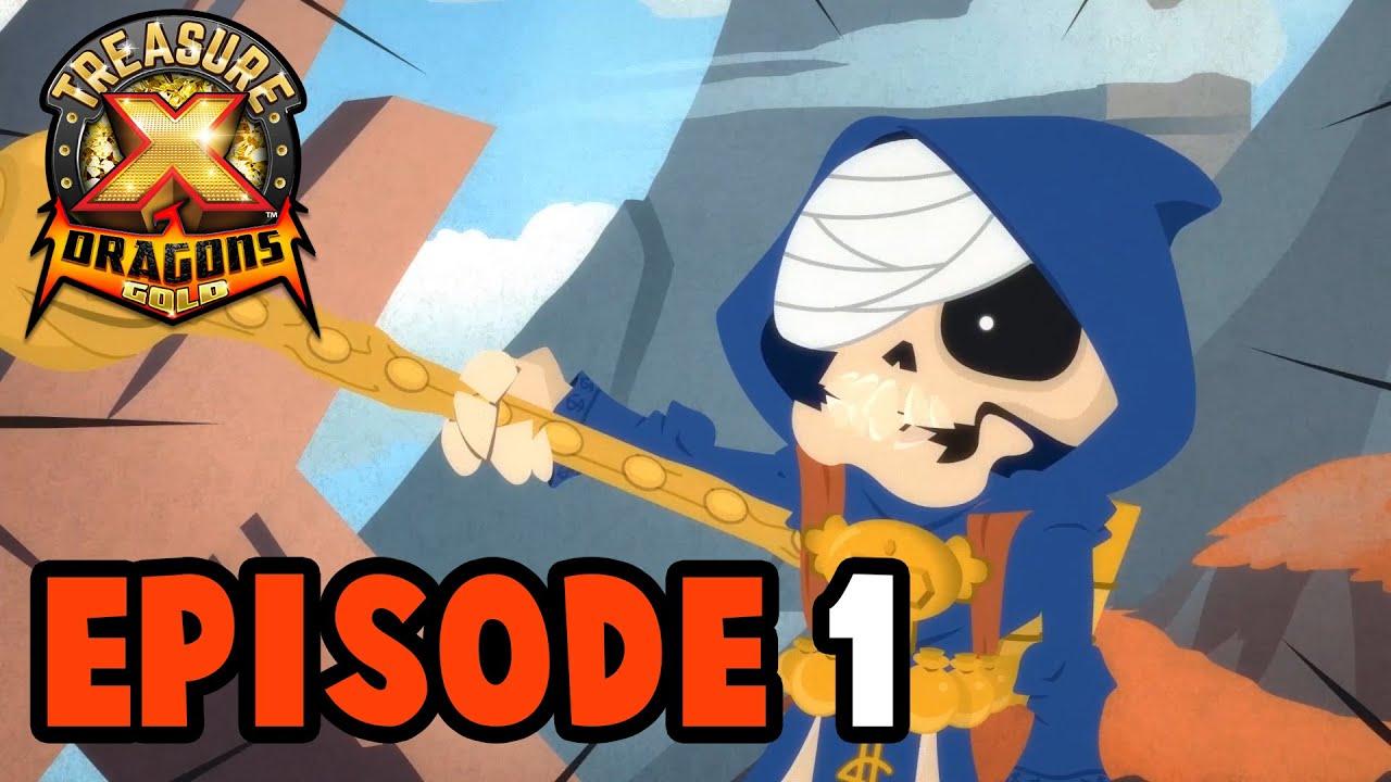 Treasure X Season 2 | EPISODE 1 | New Friends, Old Enemies ...