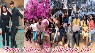 New Viral Funny Comedy Snack Videos of Abhishek D91| Amazing & Blockbuster performance of Abhishek