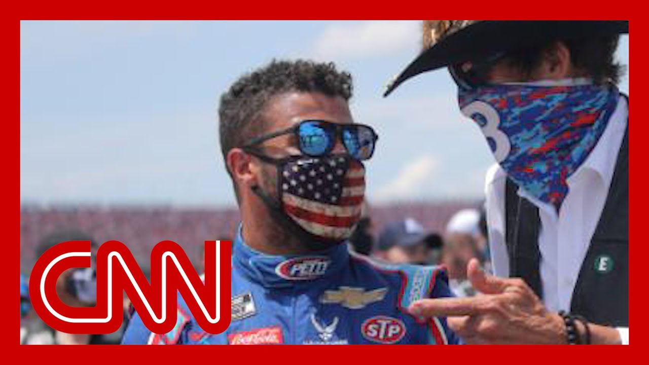Bubba Wallace responds to FBI findings: 'Whether tied in 2019, or ...
