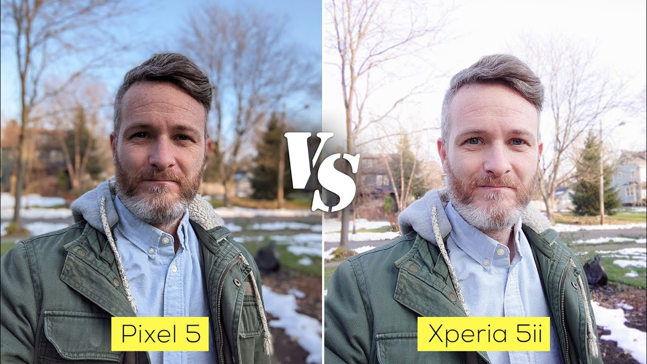 Pixel 5 versus Sony Xperia 5ii camera comparison