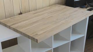 як зробити кухню з меблевого щита своїми руками
