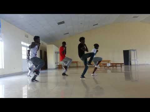 Diamond Platnumz ft mr flavor - nana SANKORO dance by Snipers Dance Crew in dance class