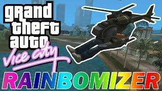 GTA Vice City Rainbomizer Speedrun - Randomizing Weapons, Cars, Car Colors, and More!