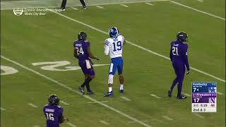 2017 Music City Bowl Kentucky vs Northwestern Highlights
