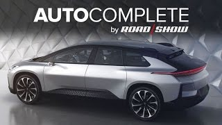 AutoComplete: Faraday Future unveils first production car, as Tesla misses delivery targets