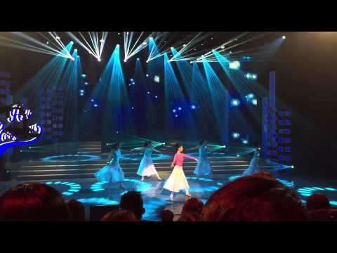 261015 Ying Ying at Hey Gorgeous 2015 Finals