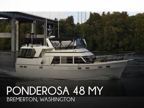 [UNAVAILABLE] Used 1985 Ponderosa 48 MY in Bremerton, Washington