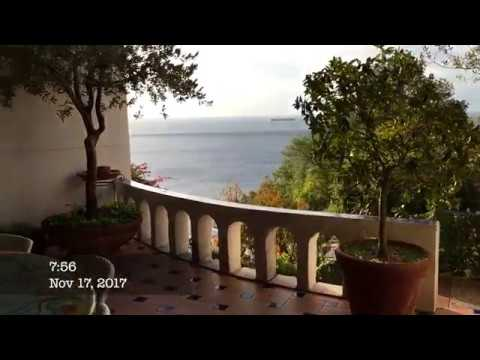 Stylish Vacation Home Amalfi Coast Villa For Sale w/ Pool & Parking