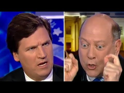 Tucker Carlson takes on former Hillary Clinton adviser _ Richard Goodstein