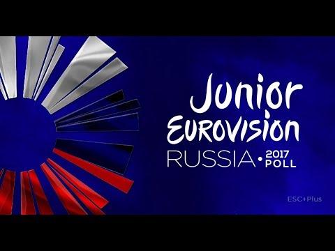 Российский отбор Детское евровидение 2017 финал