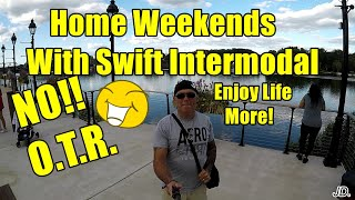 SWIFT INTERMODAL IS MORE HOME TIME. NO OTR! . Enjoy life Video