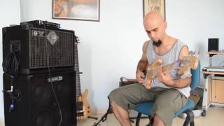 Gambar cover Slap Bass Solo on Hip Hop Groove by ilker aKTaN