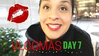 VLOGMAS DAY 7, 2017  |  BEST RED LIPSTICK EVER  |  Flight Attendant Life