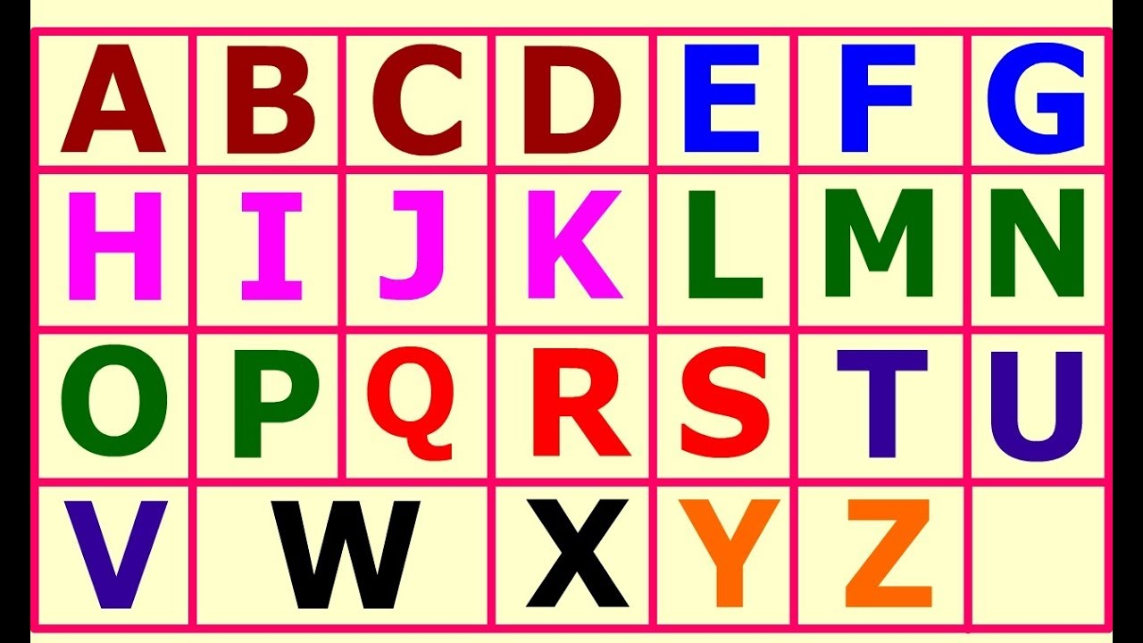 Download ABCD Song | ABC Song for children | ABCD Alphabet Song | ABCD