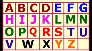 ABCD Song | ABC Song for children | ABCD Alphabet Song | ABCD