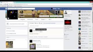 Como etiquetar a todos tus amigos en una publicación facebook 2014