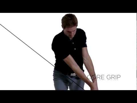 Core 12 – Lunge Stance – Core Grip Chop Series (Male)