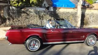 1965 mustang convertible A code 4 speed