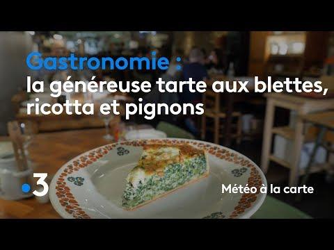 gastronomie-:-la-généreuse-tarte-aux-blettes,-ricotta-et-pignons---météo-à-la-carte