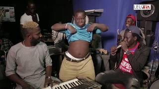 Fallou à la répétition de  Tarba Mbaye découvrez