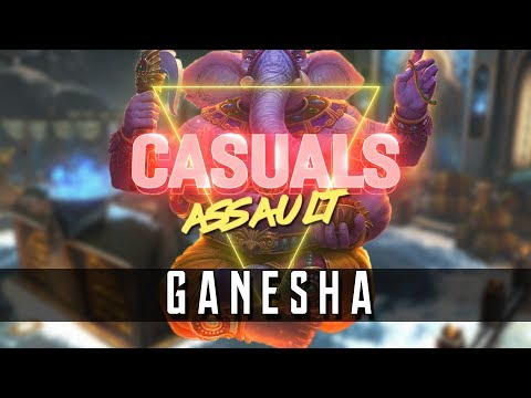 Ganesha: Assault | I Demand a Kill Tax