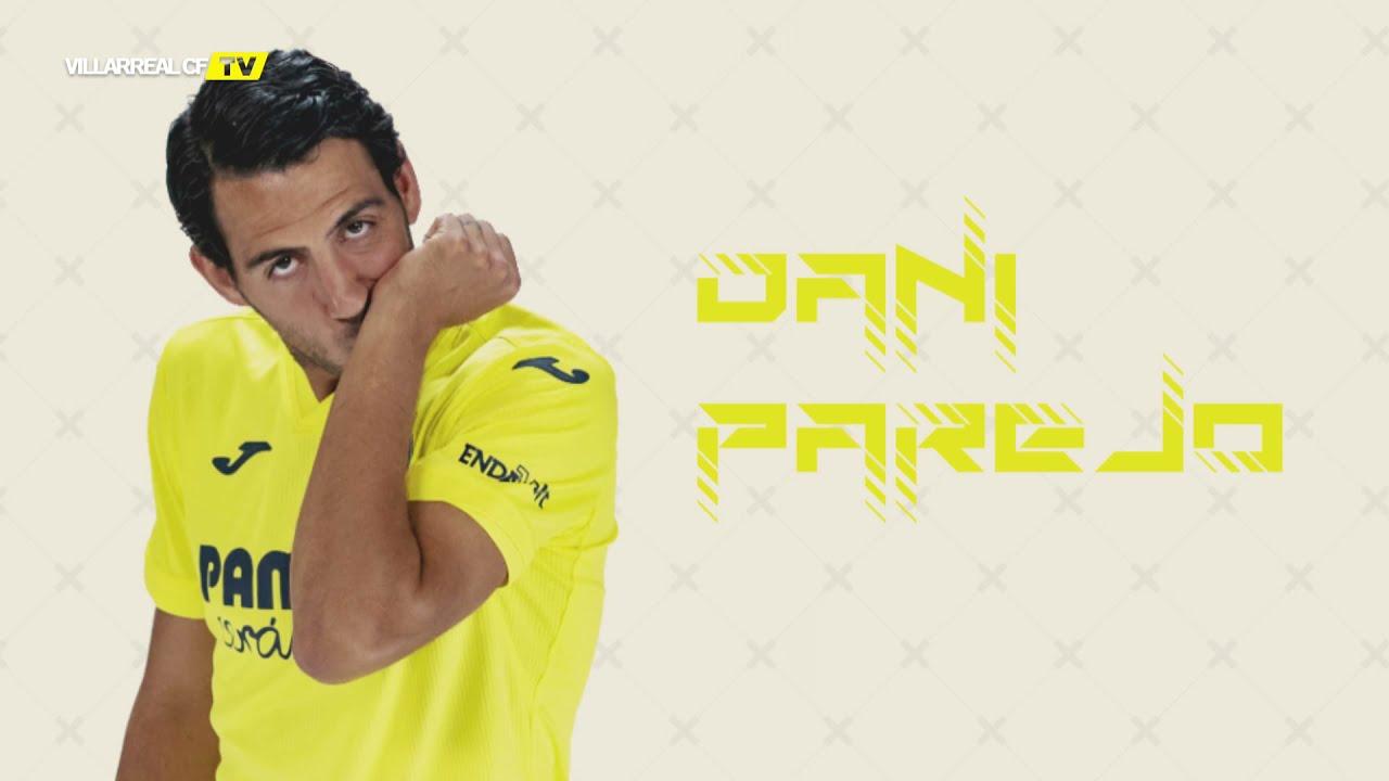 Test Infisport - Dani Parejo