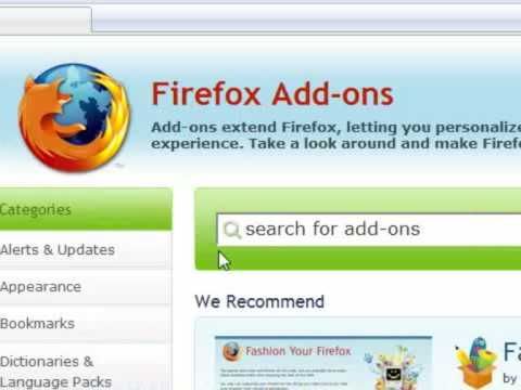 Use Incompatible Addons In Mozilla Firefox
