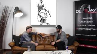 DEE2JAY DJ School Nürnberg -  Interview mit JAYL FUNK 2017