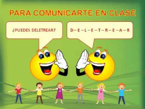 Extrem COMUNICARSE EN CLASE - YouTube MS76