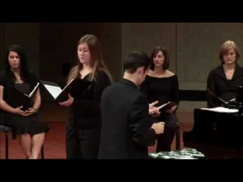 Britten: Rejoice in the Lamb (University of North Texas Voces Novae)