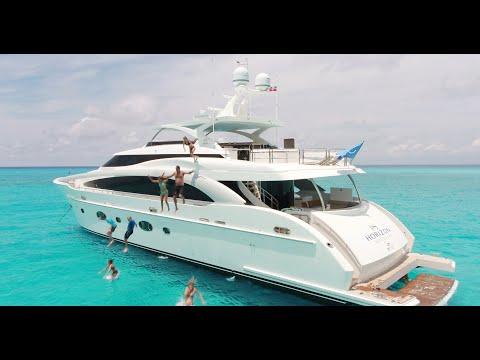 Directors cut   Yacht life 4k