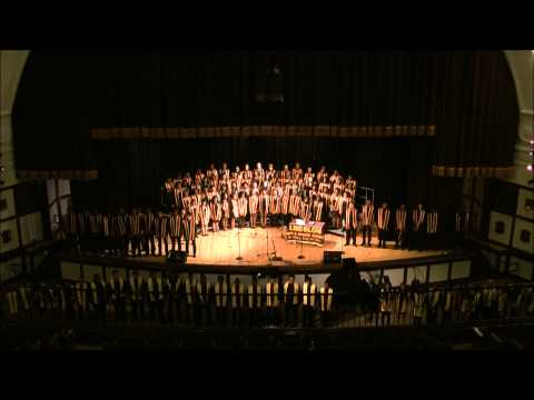 """""""Old Irish Blessing"""" - Lindblom Combined Choirs"""