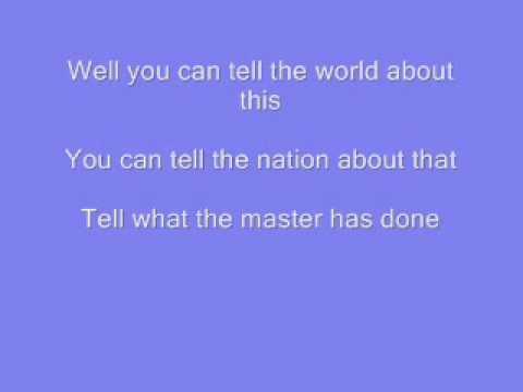 You Can Tell the World - Simon & Garfunkel (Lyrics)