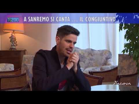 A Sanremo si canta ... il congiuntivo