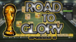 Fifa 15 - Road to Glory - Episode 5 Thumbnail