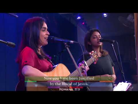 August 25, 2019 English Praise & Worship | Shamma And Shalome