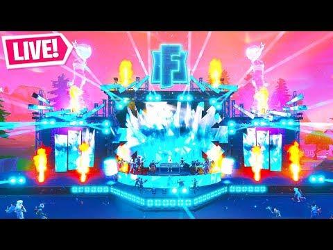*NEW* FORTNITE MARSHMELLO LIVE EVENT RIGHT NOW!! (Fortnite Battle Royale) thumbnail