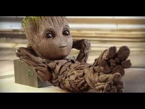 Baby Groot & James Gunn Motion Reference in HD (GOTG2)