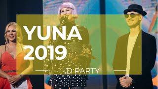 Национальная музыкальная премия Yuna 2019