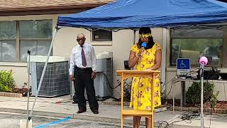 No Need to Fear| Greater Palm Bay COG | Sunday Service| Evangelist Natasha Collins| 4.12.20